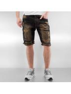 Southpole Shorts Ripped kaki