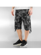 Southpole Shorts Cargo kamouflage