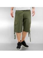Southpole Shorts Basic oliven