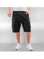 Southpole Shorts Flex schwarz