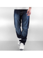 Southpole Straight fit jeans Deacon blauw