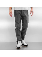 Southpole Straight Fit Jeans Vernon gri