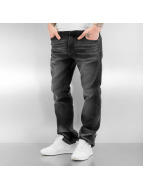Southpole Straight fit jeans Flex grijs