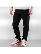 Southpole Straight Fit Jeans Slim schwarz