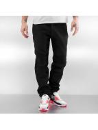 Southpole Straight Fit Jeans Stepp schwarz