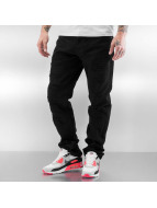 Southpole Straight Fit Jeans Slim sort