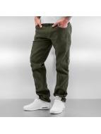 Southpole Straight Fit Jeans Vernon zeytin yeşili