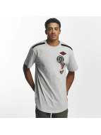 Southpole T-shirt Badge grå