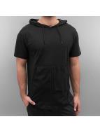 Southpole T-Shirt Scallop noir