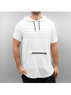 Southpole T-Shirt Hooded white