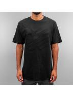 Southpole t-shirt Star zwart