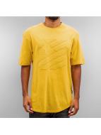 Southpole T-Shirts Star turuncu