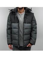 Southpole Winter Jacket Bubble 3 In 1 gray