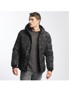 Southpole Bubble Jacket Grey/Black