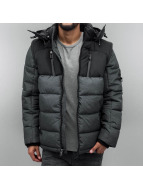Southpole Winterjacke Bubble 3 In 1 grau