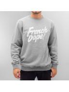 Space Monkeys Пуловер French серый