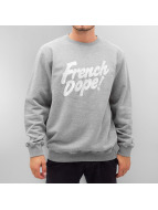 Space Monkeys Pullover French grau