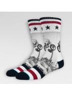 Stance Çoraplar Dare Devil beyaz