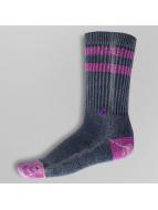 Stance Çoraplar Plain Jane eflatun
