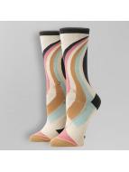 Stance Çoraplar Aquarius Zodiac renkli