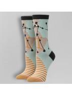 Stance Çoraplar Gemini Zodiac renkli