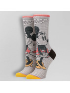 Stance Chaussettes Tick Tock Minnie blanc
