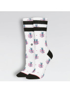 Stance Chaussettes Pineapple blanc