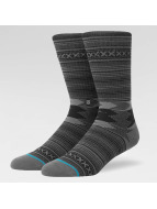 Stance Chaussettes Blue Guadalupe gris
