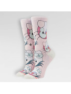 Stance Chaussettes Blossoms magenta