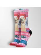 Stance Ponožky Tinsel Tina èervená