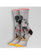 Stance Ponožky Tick Tock Minnie biela