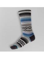 Stance Ponožky Blue Sun Burst modrá