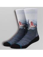 Stance Socken Blue Landlord blau