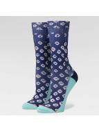 Stance Socken Kris blau