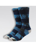 Stance Socken Blue Wells blau