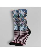 Stance Socken Blue Lioness bunt