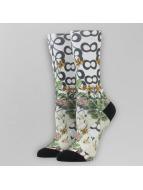 Stance Socken Lattice Wall grau