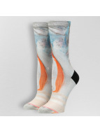 Stance Socken Morning Marble grau