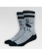 Stance Socken Las Gaviotas grau
