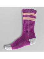 Stance Socken Plain Jane rosa