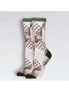 Stance Socken Altitude rosa