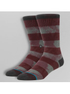 Stance Socken Blue Wells rot