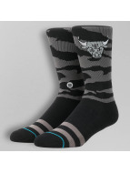 Stance Socken Nightfall Bulls schwarz