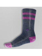 Stance Socken Plain Jane violet