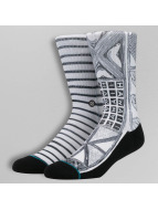 Stance Socken Blue Via Lopez weiß