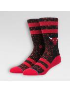Stance Socks Overspray Bulls black