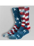 Stance Socks Banner blue