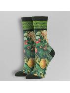 Stance Socks Reserve Fruit Tree green