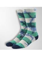 Stance Socks Blue Wells green