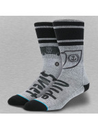 Stance Socks Blue Dude Sweet grey